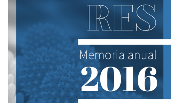 Disponible la Memoria 2016 del CIBERES